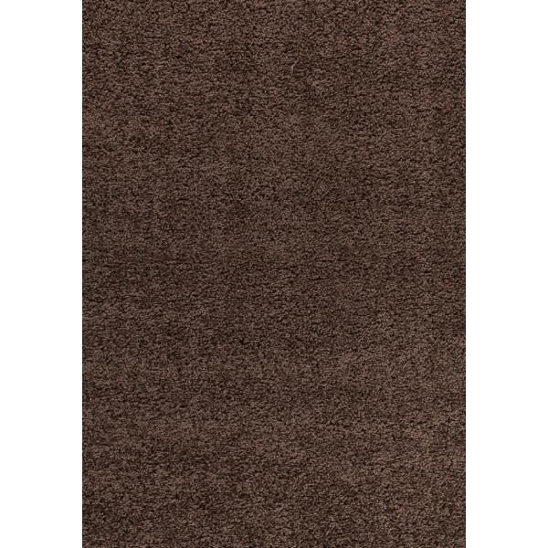 Ayyildiz Teppiche Kusový koberec Dream Shaggy 4000 brown, 200x290 cm Ayyildiz Teppiche% Hnědá - Vrácení do 1 roku ZDARMA vč. dopravy