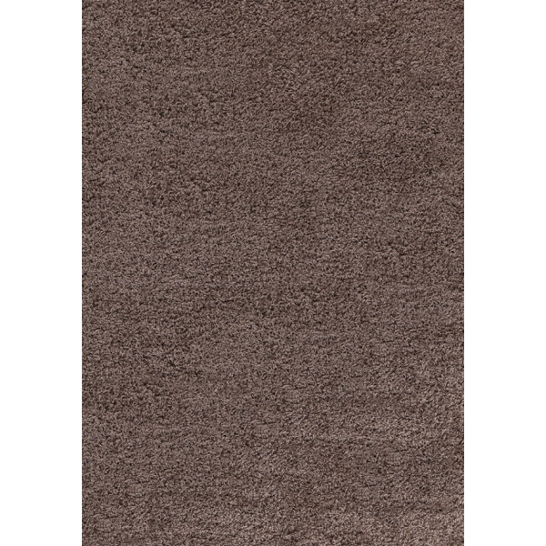 Ayyildiz Teppiche Kusový koberec Dream Shaggy 4000 Mocca, 200x290 cm Ayyildiz Teppiche% Hnědá - Vrácení do 1 roku ZDARMA vč. dopravy