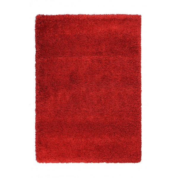 Devos-Caby Kusový koberec FUSION 91311 Red, 70x140 cm -Caby% Červená - Vrácení do 1 roku ZDARMA vč. dopravy + možnost zaslání vzorku zdarma