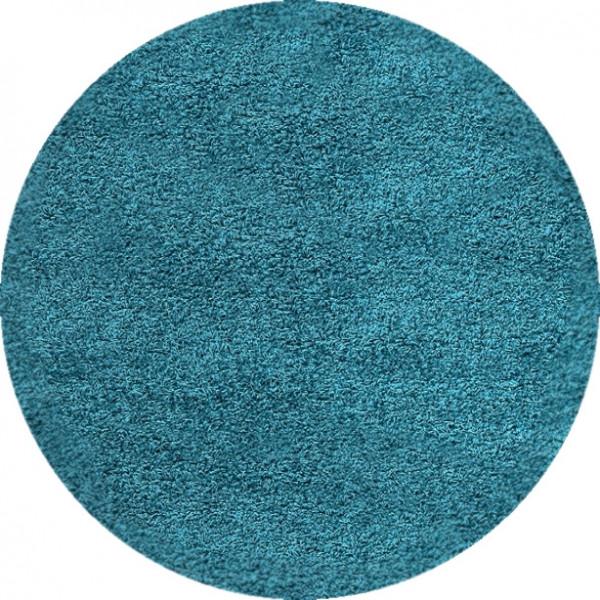 Ayyildiz Teppiche Kusový koberec Dream Shaggy 4000 Turkis kruh,   120x120 cm kruh Ayyildiz Teppiche - 30 dní na vrácení - DOPRAVA ZDARMA k Vám i zpět%
