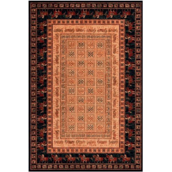 Osta Kusový koberec Kashqai 4301 102, 200x300 cm Osta% Oranžová - Vrácení do 1 roku ZDARMA vč. dopravy