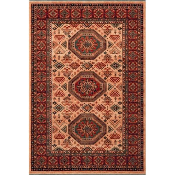 Osta Kusový koberec Kashqai 4317 100, 200x300 cm Osta% Červená - Vrácení do 1 roku ZDARMA vč. dopravy