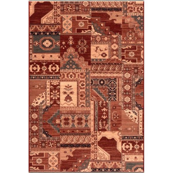 Osta luxusní koberce Kusový koberec Kashqai 4323 300, 200x300 cm% Červená - Vrácení do 1 roku ZDARMA vč. dopravy