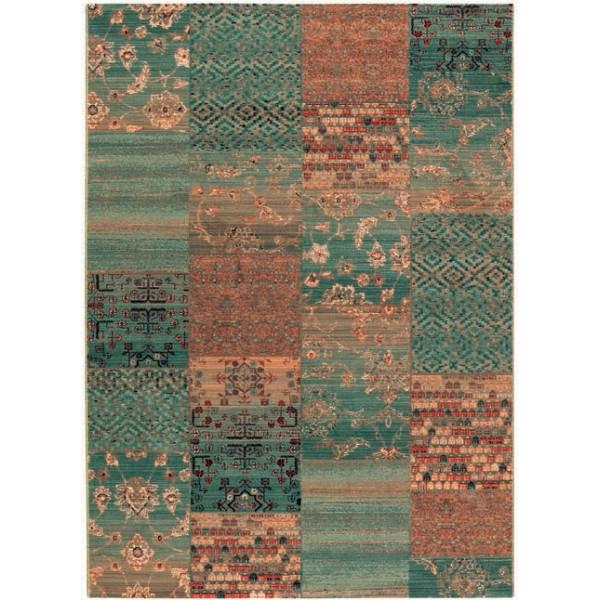 Osta Kusový koberec Kashqai 4327 400, 67x275 Osta% Modrá - Vrácení do 1 roku ZDARMA vč. dopravy