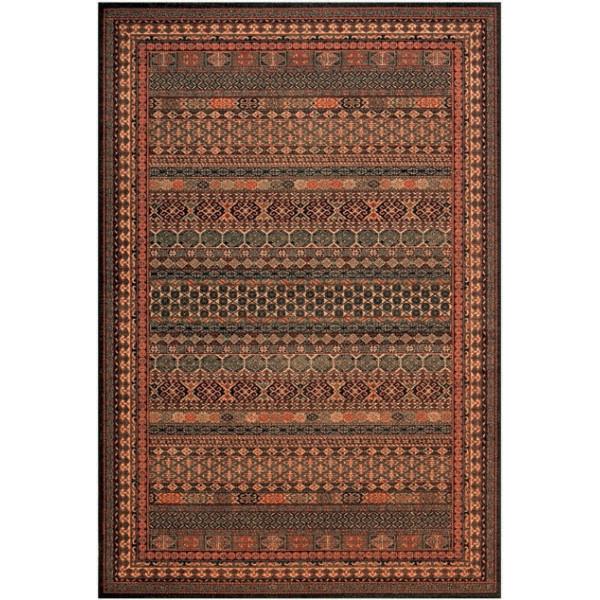 Osta Kusový koberec Kashqai 4334 500, 200x300 cm Osta% Červená - Vrácení do 1 roku ZDARMA vč. dopravy