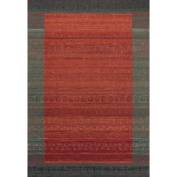 Osta Kusový koberec Kashqai 4339 301, 200x300 cm Osta% Červená - Vrácení do 1 roku ZDARMA vč. dopravy