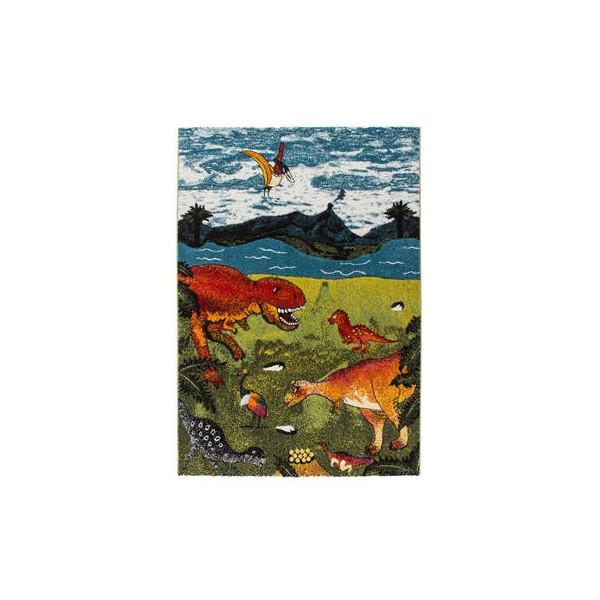 Lalee Kusový koberec Amigo AMI 318 dino, 120x170 cm% - Vrácení do 1 roku ZDARMA vč. dopravy
