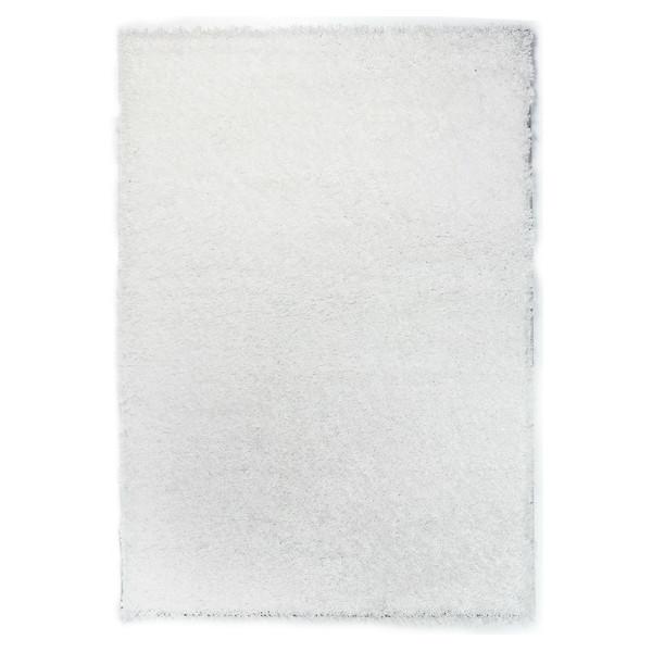Sofiteks Kusový koberec Bursa white, 160x230 cm Sofiteks% Bílá - Vrácení do 1 roku ZDARMA vč. dopravy + možnost zaslání vzorku zdarma