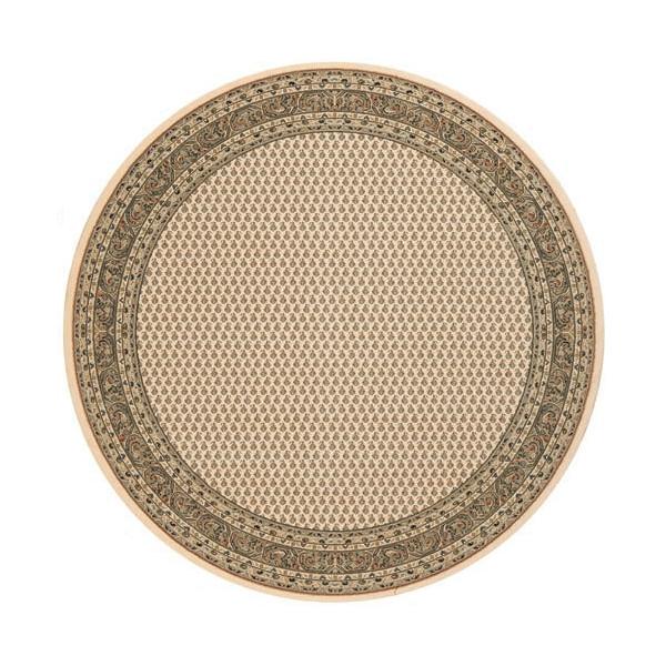 Osta Kusový koberec Diamond 7243 122 kruh, 160x160 cm kruh Osta% Béžová - Vrácení do 1 roku ZDARMA vč. dopravy
