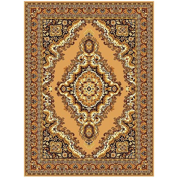 Sofiteks koberce Kusový koberec TEHERAN 102/beige, 130x200 cm koberce% Béžová - Vrácení do 1 roku ZDARMA vč. dopravy + možnost zaslání vzorku zdarma