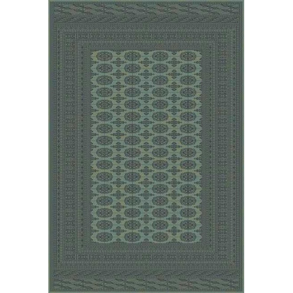 Lano luxusní orientální koberce Kusový koberec Nain 1292-671, 200x300 cm% Zelená - Vrácení do 1 roku ZDARMA vč. dopravy