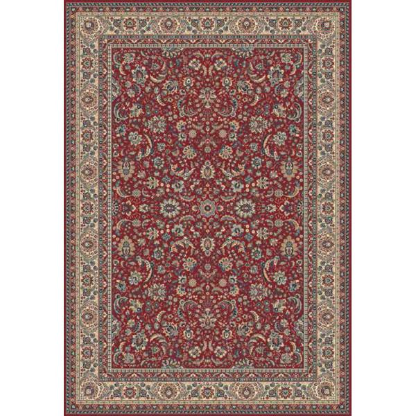 Lano luxusní orientální koberce Kusový koberec Kasbah 13720-474, 63x135% Červená - Vrácení do 1 roku ZDARMA vč. dopravy