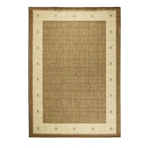Oriental Weavers koberce Kusový koberec SISALO/DAWN 879/634N, 66x120 cm% Hnědá, Béžová - Vrácení do 1 roku ZDARMA vč. dopravy + možnost zaslání vzorku zdarma