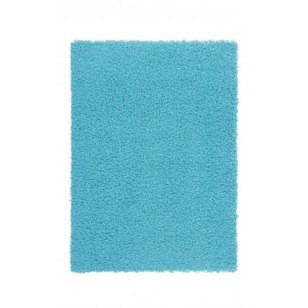 Obsession koberce Kusový koberec FUNKY 300 AQUA, 40x60% Modrá - Vrácení do 1 roku ZDARMA vč. dopravy