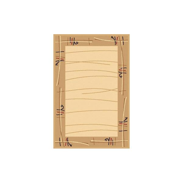 Sintelon Kusový koberec Practica 83 VEE, 200x300 cm% Béžová - Vrácení do 1 roku ZDARMA vč. dopravy