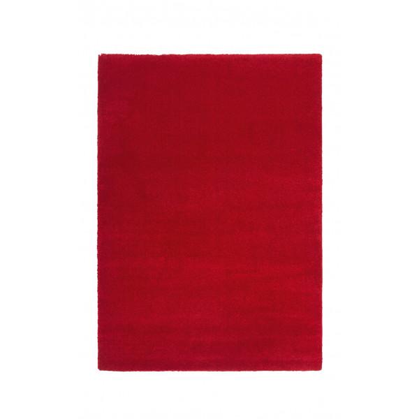 Obsession Kusový koberec ORLANDO BASIC 500 RED, 80x150 cm Obsession% Červená - Vrácení do 1 roku ZDARMA vč. dopravy