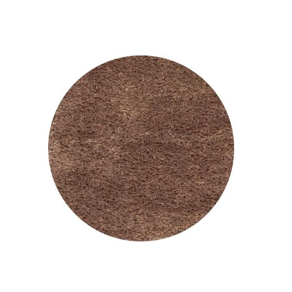 Osta Kusový koberec Rhapsody 2501 607 kruh, 200x200 cm kruh Osta% Hnědá - Vrácení do 1 roku ZDARMA vč. dopravy