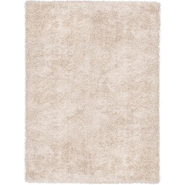 Tulipo Kusový koberec Carat Shaggy 01WVW, 40x60 Tulipo% Bílá - Vrácení do 1 roku ZDARMA vč. dopravy
