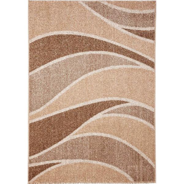 Tulipo Kusový koberec Mondial 01EOE, 120x170 cm Tulipo% Béžová - Vrácení do 1 roku ZDARMA vč. dopravy