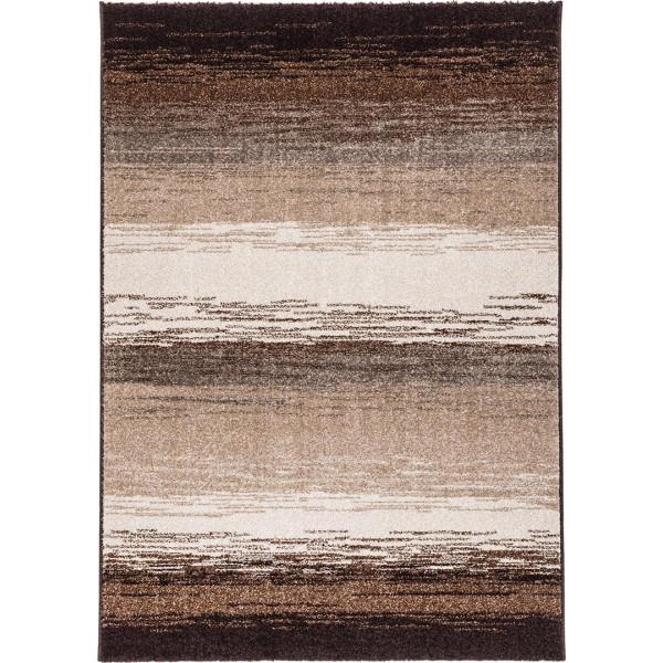 Tulipo Kusový koberec Mondial 31DWD, 120x170 cm Tulipo% Hnědá - Vrácení do 1 roku ZDARMA vč. dopravy