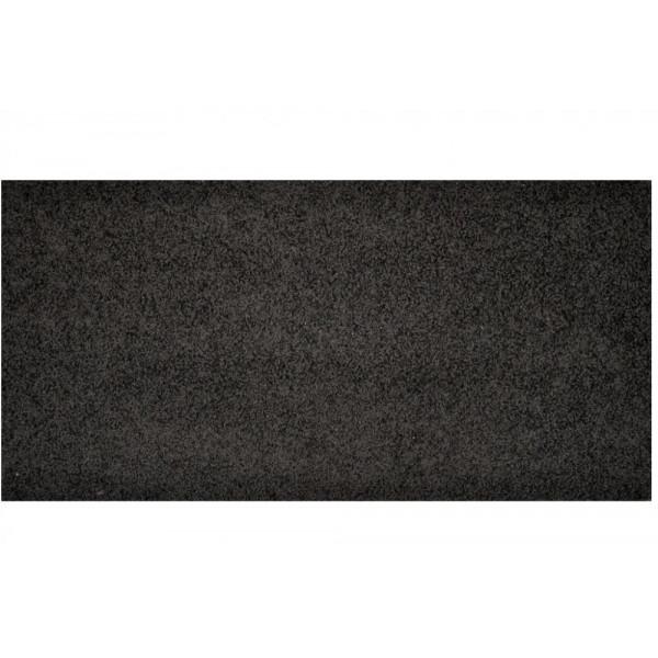 Vopi Kusový koberec Elite Shaggy antra, 50x80 cm% Černá - Vrácení do 1 roku ZDARMA vč. dopravy