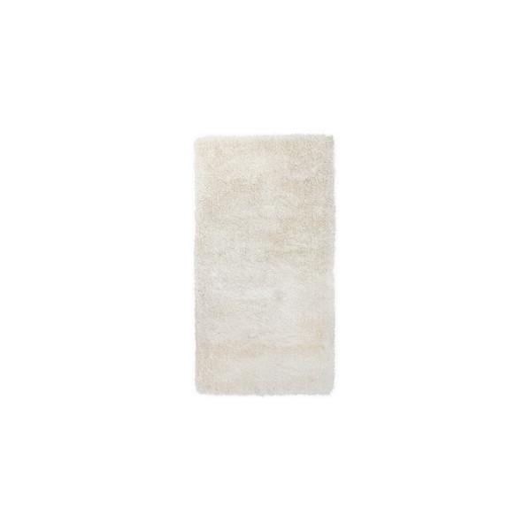 BO-MA koberce Kusový koberec Monte Carlo White, 60x110 cm koberce% Bílá - Vrácení do 1 roku ZDARMA vč. dopravy