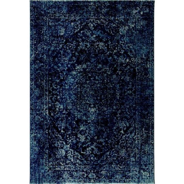 Osta luxusní koberce Kusový koberec Belize 72412 520, 200x250 Osta luxusní koberce% Modrá - Vrácení do 1 roku ZDARMA vč. dopravy