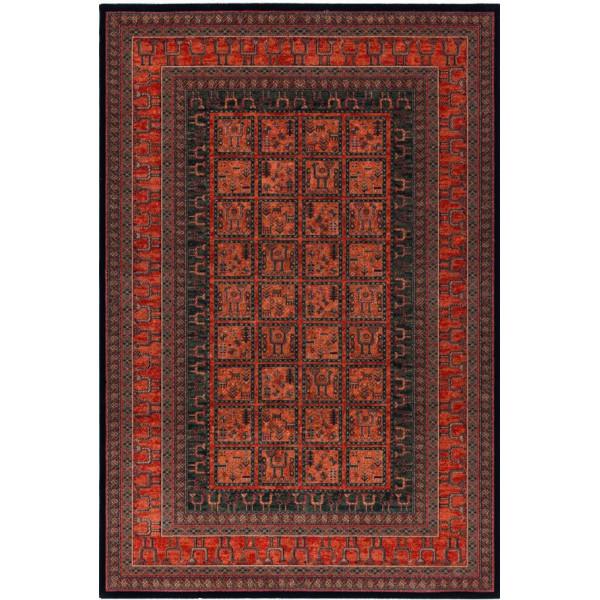 Osta Kusový koberec Kashqai 4349 500, 200x300 cm Osta% Červená - Vrácení do 1 roku ZDARMA vč. dopravy