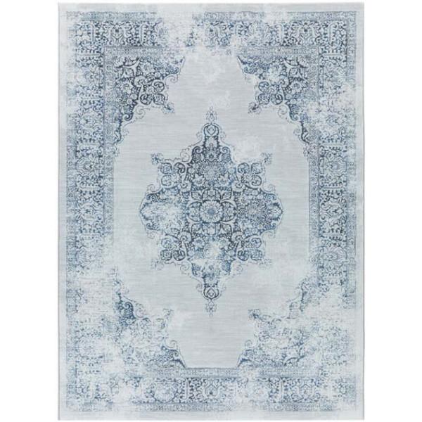 Osta luxusní koberce Kusový koberec Piazzo 12180 915, 80x140 cm Osta luxusní koberce% Šedá - Vrácení do 1 roku ZDARMA vč. dopravy