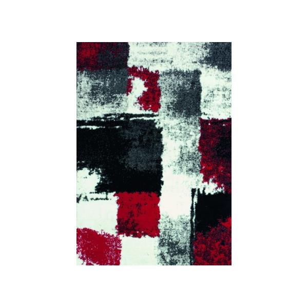 Spoltex Kusový koberec Orion red 7428, 160x230 cm Spoltex% - Vrácení do 1 roku ZDARMA vč. dopravy