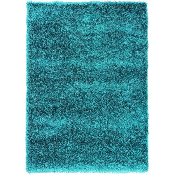 Sofiteks Kusový koberec Bursa Dark Teal, 200x290 cm Sofiteks% Modrá - Vrácení do 1 roku ZDARMA vč. dopravy + možnost zaslání vzorku zdarma