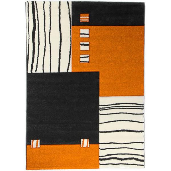 Ayyildiz koberce Kusový koberec HAWAII 1360 Orange, 120x170 cm Ayyildiz koberce% Oranžová - Vrácení do 1 roku ZDARMA vč. dopravy + možnost zaslání vzorku zdarma