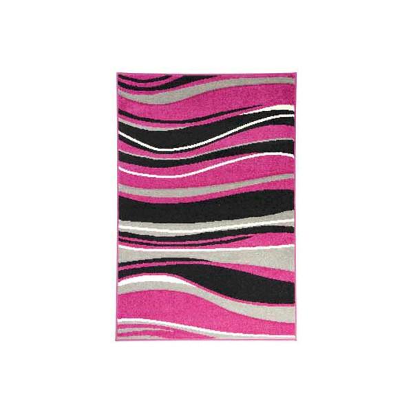 Medipa (Merinos) Kusový koberec Portland 1598 Z23 M, 67x120 cm (Merinos)% Fialová - Vrácení do 1 roku ZDARMA vč. dopravy + možnost zaslání vzorku zdarma