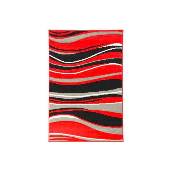 Medipa (Merinos) Kusový koberec Portland 1598 Z23 C, 67x120 cm (Merinos)% Červená - Vrácení do 1 roku ZDARMA vč. dopravy + možnost zaslání vzorku zdarma