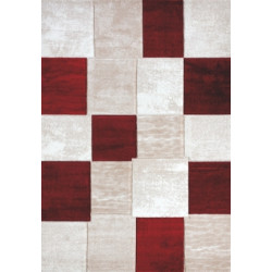 Kusový koberec Topaz red 1166