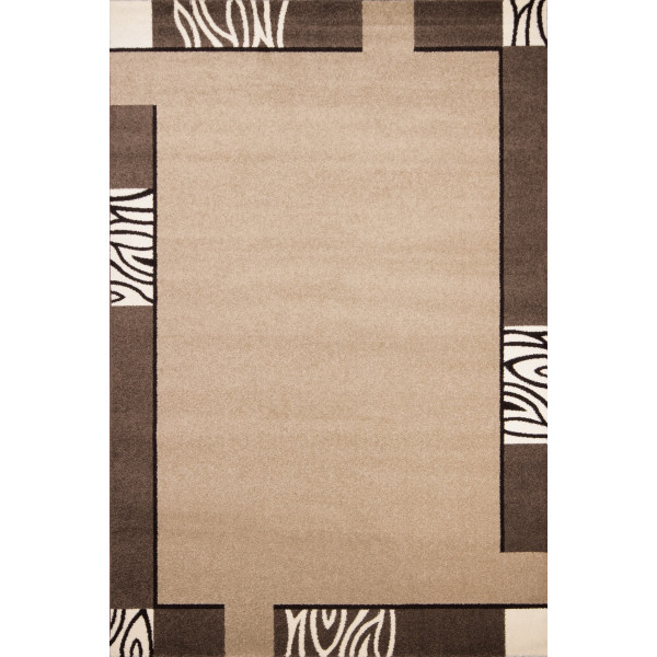 Lalee Kusový koberec Mondo MDO 103 caramel, 60x110 cm% Béžová - Vrácení do 1 roku ZDARMA vč. dopravy