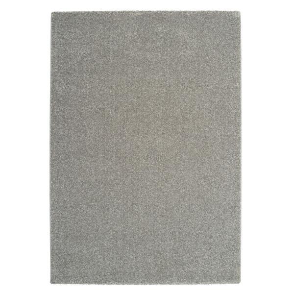 Obsession koberce Kusový koberec ORLANDO BASIC 500 SILVER, 80x150 cm Obsession koberce% Stříbrná - Vrácení do 1 roku ZDARMA vč. dopravy