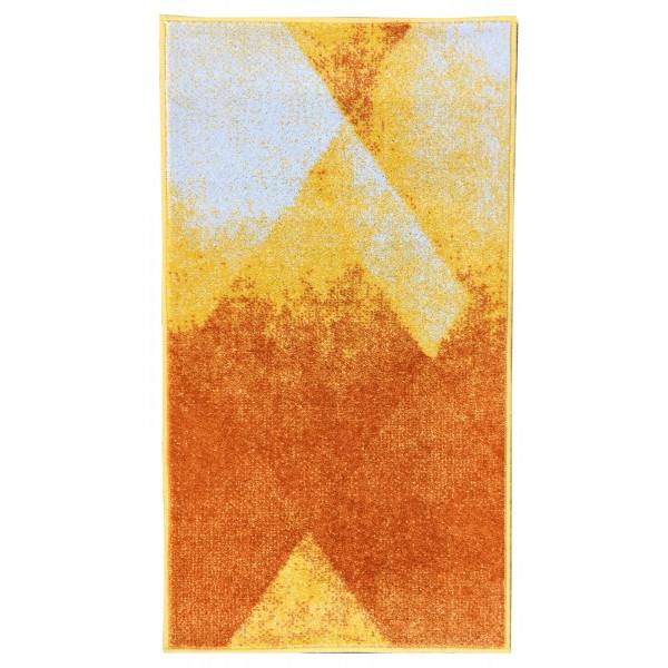 Devos-Caby Kusový koberec Stella 78708 Gold, 60x110 cm -Caby% Žlutá - Vrácení do 1 roku ZDARMA vč. dopravy