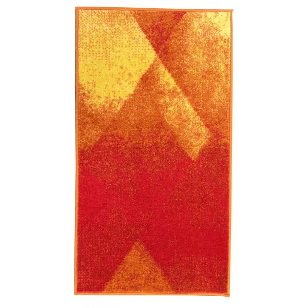Devos-Caby Kusový koberec Stella 78708 Orange, 60x110 cm -Caby% Oranžová - Vrácení do 1 roku ZDARMA vč. dopravy