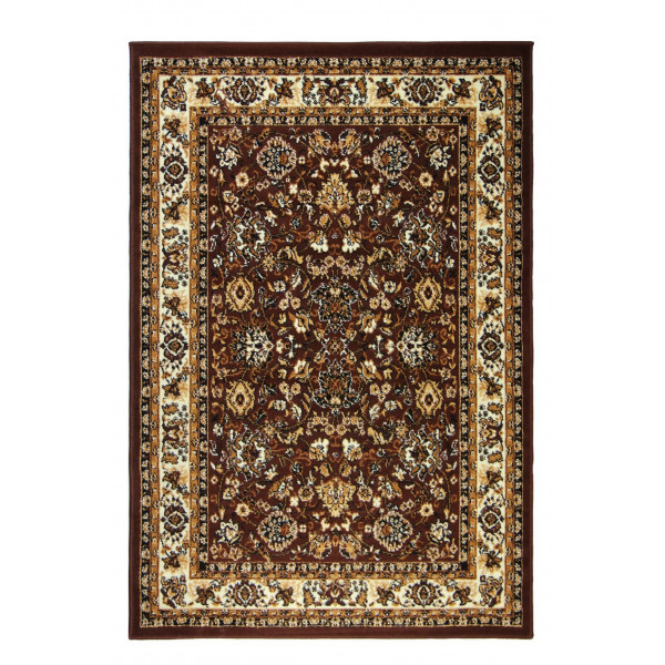 Sofiteks koberce Kusový koberec TEHERAN 117/brown, 130x200 cm koberce% Hnědá - Vrácení do 1 roku ZDARMA vč. dopravy + možnost zaslání vzorku zdarma