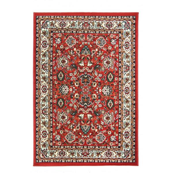 Sofiteks koberce Kusový koberec TEHERAN 117/red, 130x200 cm koberce% Červená - Vrácení do 1 roku ZDARMA vč. dopravy + možnost zaslání vzorku zdarma