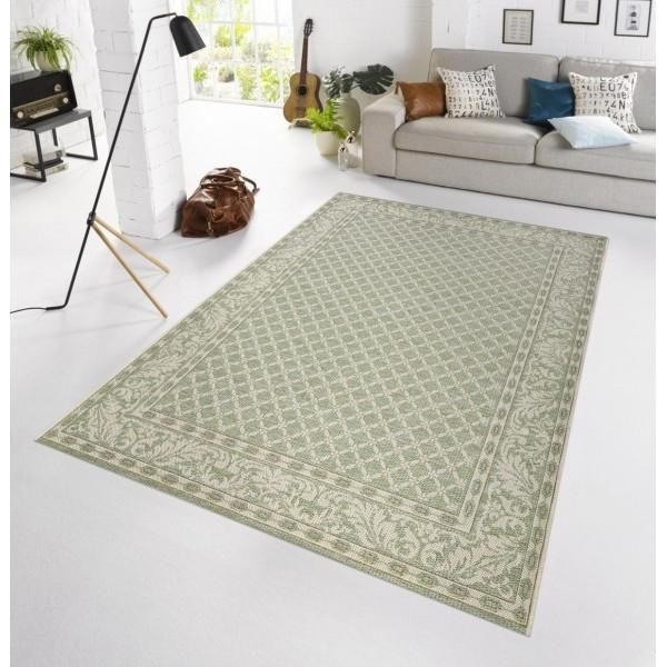 Bougari - Hanse Home koberce Kusový koberec BOTANY Royal Grün - venkovní (outdoor), 115x165% Zelená - Vrácení do 1 roku ZDARMA vč. dopravy