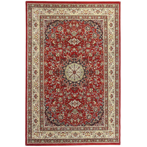 Oriental Weavers koberce Kusový koberec TASHKENT 111H, 120x180 cm koberce% Červená - Vrácení do 1 roku ZDARMA vč. dopravy