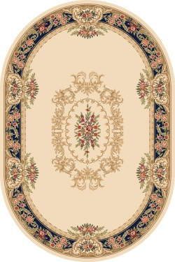 koberec solid 01 vpv ovál