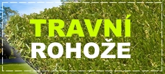 Travní rohože - umělá tráva