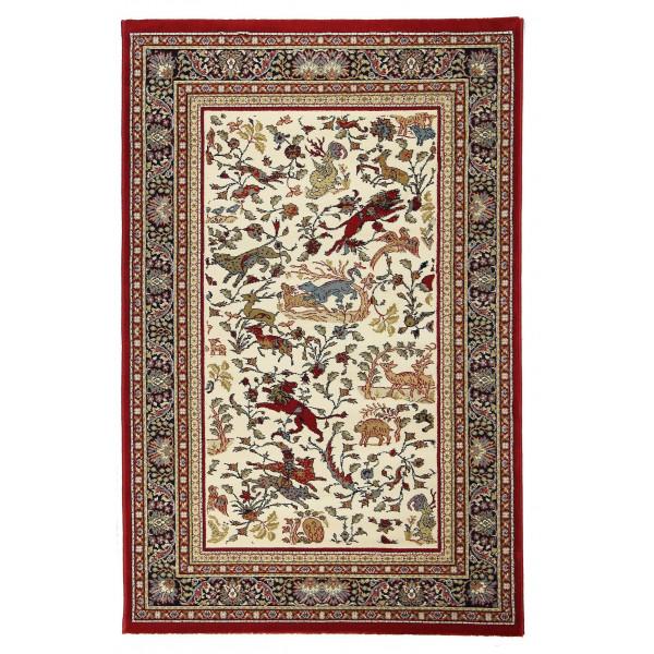 Oriental Weavers koberce Kusový koberec TASHKENT 60J, kusových koberců 120x180 cm% Béžová - Vrácení do 1 roku ZDARMA vč. dopravy