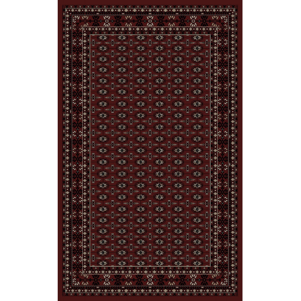 Ayyildiz koberce Kusový koberec Marrakesh 351 Red, kusových koberců 80x150 cm% Červená - Vrácení do 1 roku ZDARMA vč. dopravy