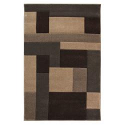 Kusový koberec Hand Carved Cosmos Beige/Brown