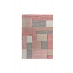 Kusový koberec Hand Carved Cosmos Dusky-Pink