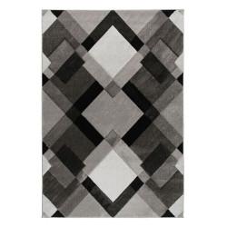 Kusový koberec Hand Carved Nimbus Grey
